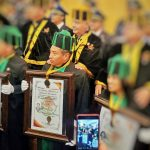 Recibe «Honoris Causa» el PUMA